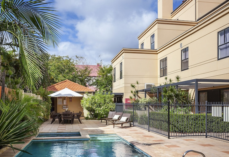 Best Western Northbridge Apartments, Northbridge, Piscine en plein air
