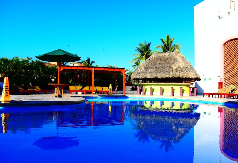 Canto del Sol Sección Montaña, Puerto Vallarta, Pool