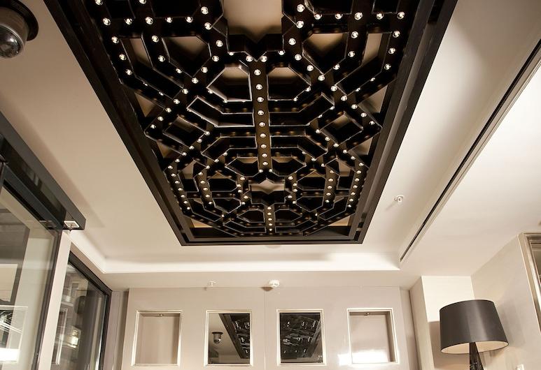 Hotel La Villa, Istanbul, Lobby Sitting Area