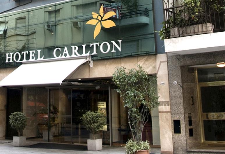 卡爾頓酒店, 布宜諾斯艾利斯, 酒店入口