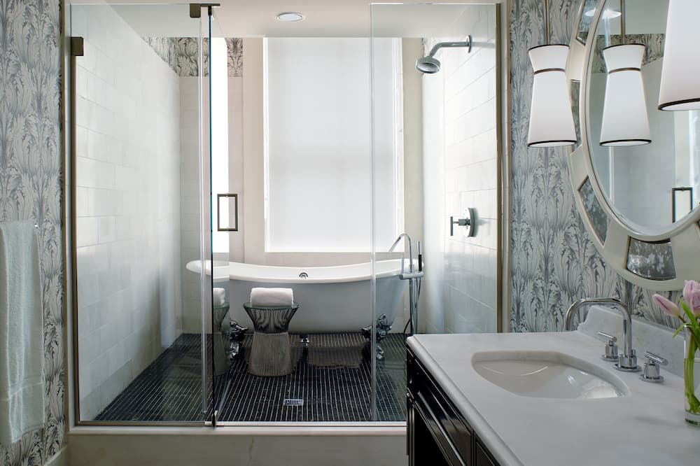 Suite (Robert Mills) - Bathroom