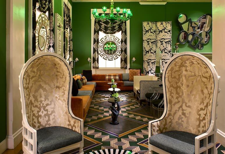 Kimpton Hotel Monaco Washington DC, Washington, Hotelli interjöör