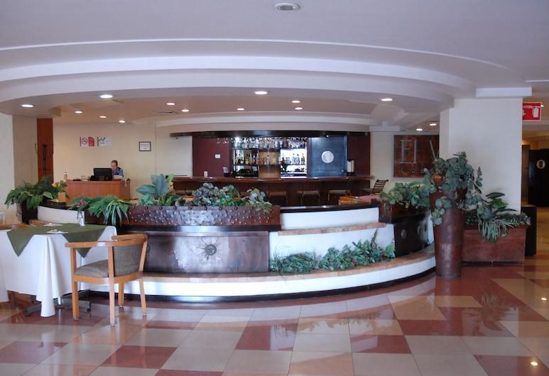 Aranzazu Plaza Kristal Aguascalientes, Aguascalientes, Μπαρ ξενοδοχείου