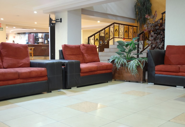 Aranzazu Plaza Kristal Aguascalientes, Aguascalientes, Καθιστικό στο λόμπι