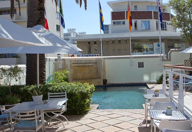 Bantry Bay Suite Hotel, Ciudad de El Cabo, Alberca al aire libre