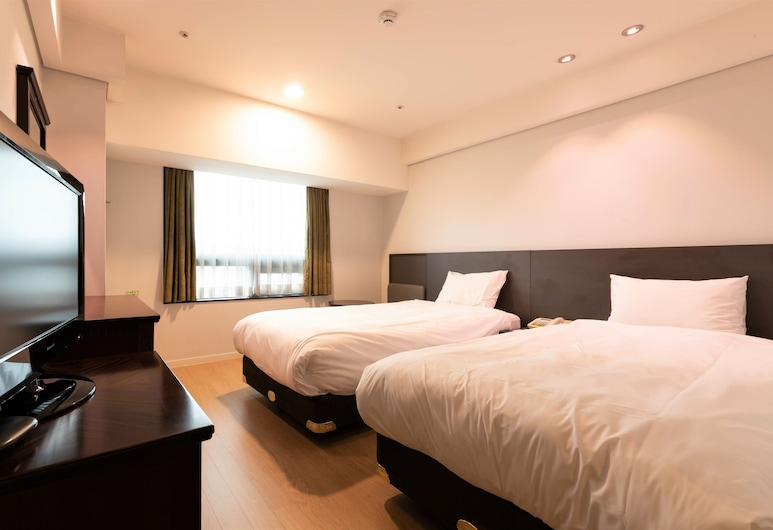 Hotel Inter Burgo Exco, Daegu, Kamar Twin Bisnis, Kamar Tamu