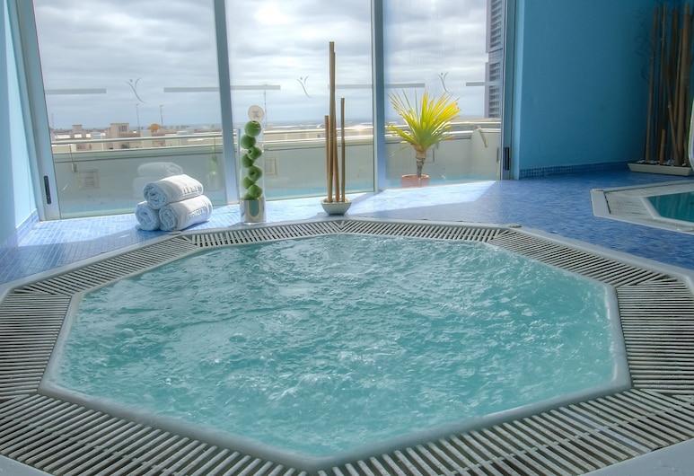 Hotel Silken Atlántida Santa Cruz, Santa Cruz de Tenerife, Indoor Spa Tub