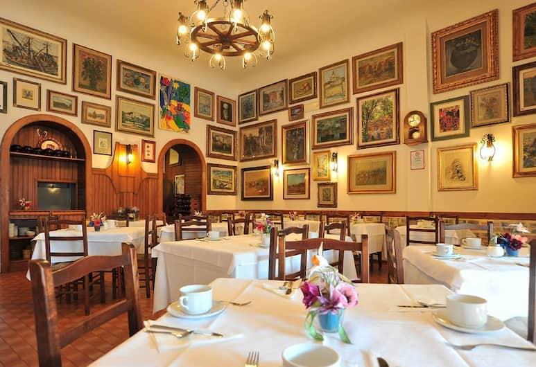 Hotel Albion, Florence, Breakfast Area