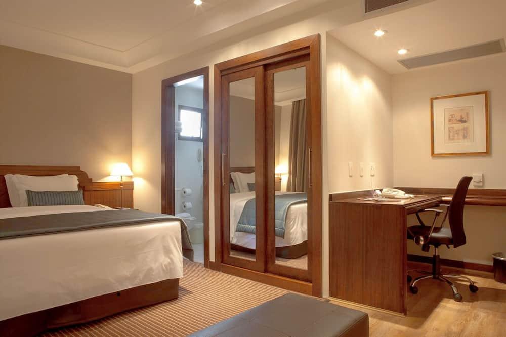 Standard-huone, 1 parisänky - Vierashuone