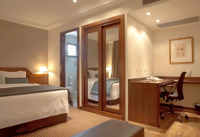 Estanplaza Paulista, Sao Paulo, Standard Room, 1 Double Bed, Guest Room