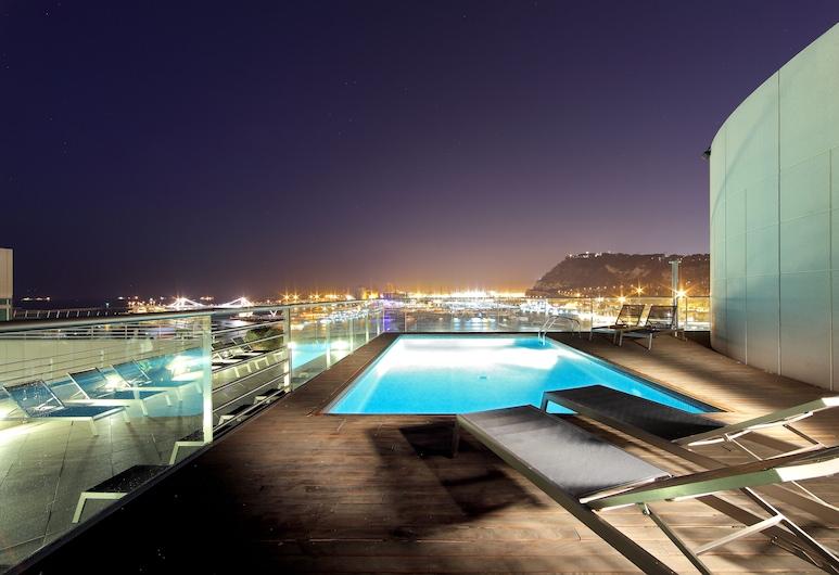 Eurostars Grand Marina, Barcelona, Basen