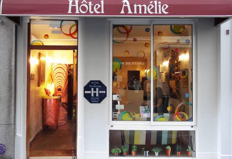 Hotel Amélie, Pariz, Ulaz u hotel