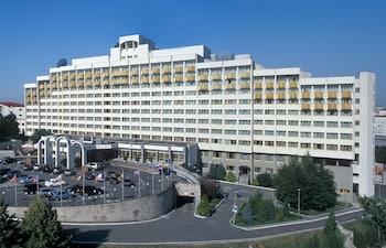 Kiev bölgesindeki President Hotel resmi