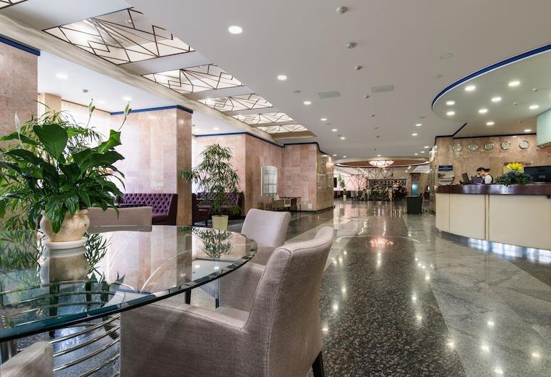 President Hotel, Kyiv, Sala de Estar do Lobby