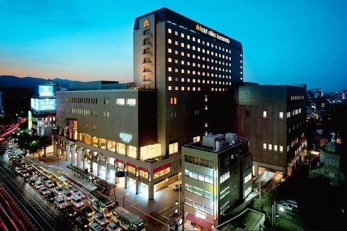 熊本日航飯店/