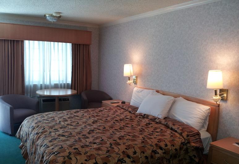 Castle Inn, San Francisco, Superior Room, Guest Room