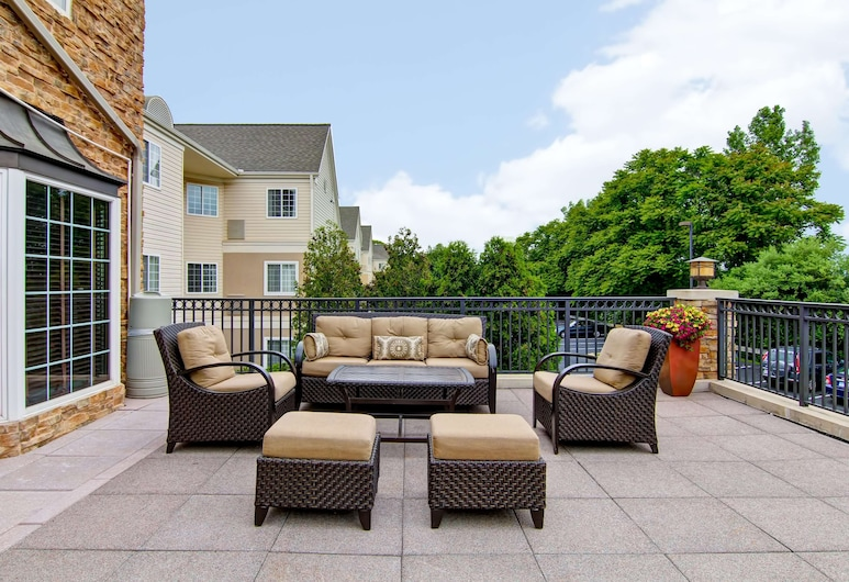 Homewood Suites by Hilton Stratford, Stratford, Terrasse/Patio