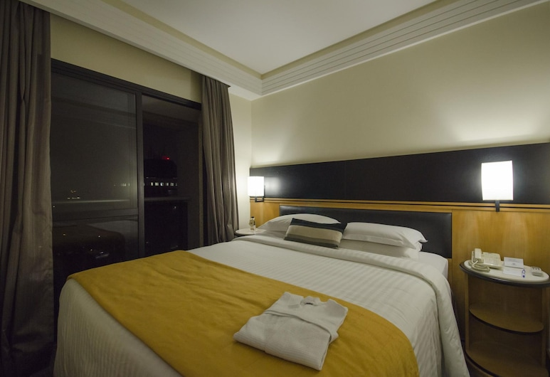 Estanplaza International, São Paulo, Apartament rodzinny typu Suite, 2 sypialnie, Pokój