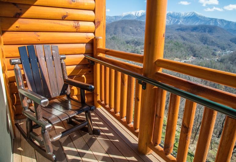 Westgate Smoky Mountain Resort & Spa, Gatlinburg, Villa, 2 habitaciones, Habitación