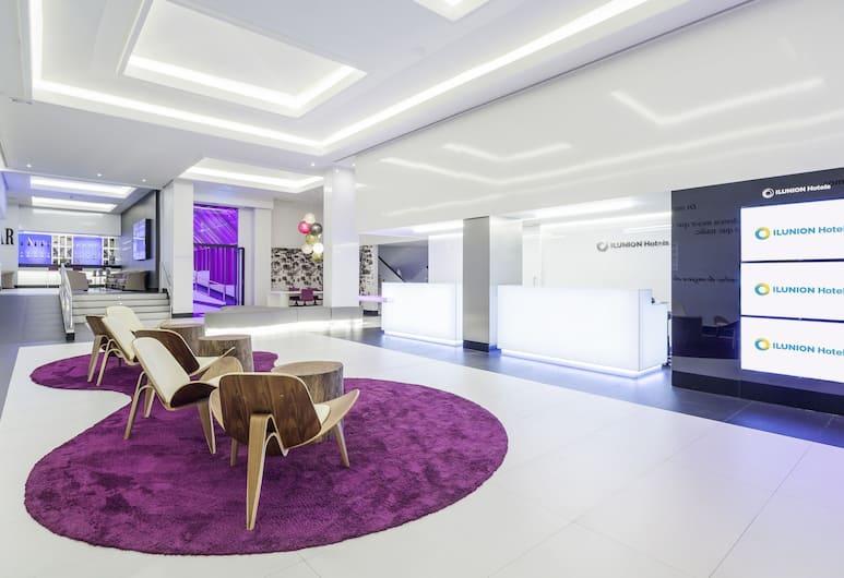 Hotel ILUNION Suites Madrid, Madrid, Lobby