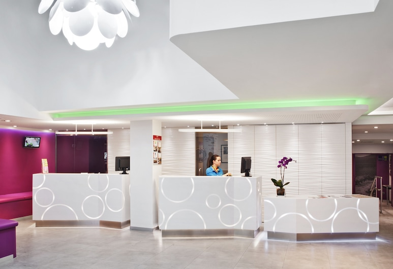 Hotel ibis Styles Madrid Prado, Madrid, Reception