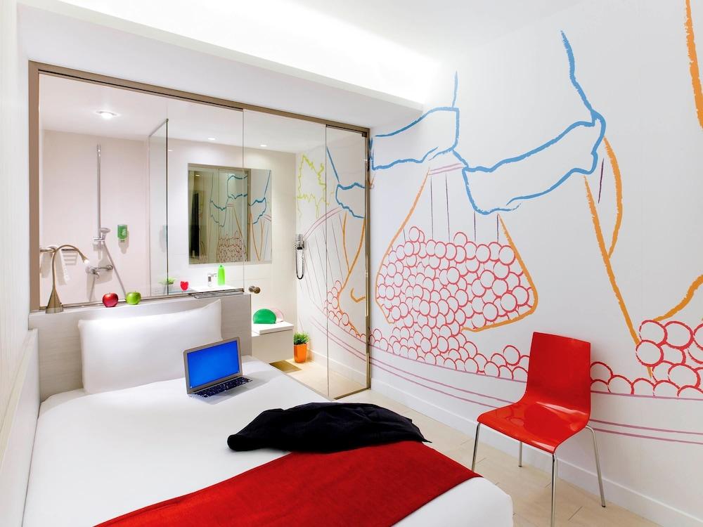 book hotel ibis styles madrid prado madrid spain