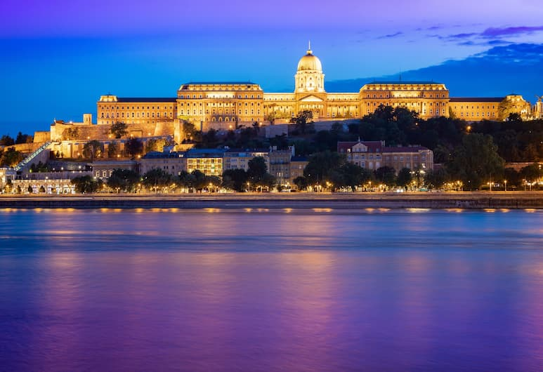 Mercure Budapest City Center Hotel, Budapest, View from Hotel