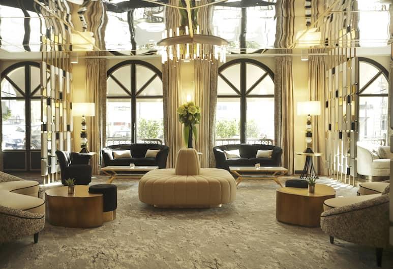 阿爾瑪德比酒店, 巴黎, 大堂閒坐區