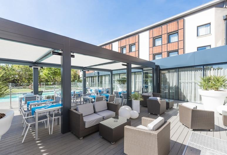 Holiday Inn Toulouse Airport, Blagnac, Taras/patio