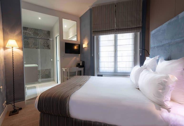 Hotel Etoile Pereire, Pariz, Classic dvokrevetna soba, Dnevni boravak