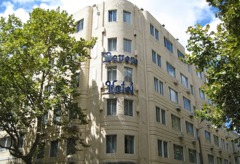 Devere Hotel, Ποτς Πόιντ, Πρόσοψη ξενοδοχείου