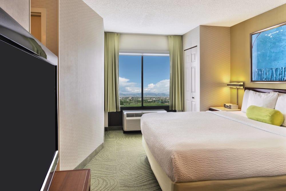 Suite, 1 King Bed, Non Smoking, Mountain View - Mountain View