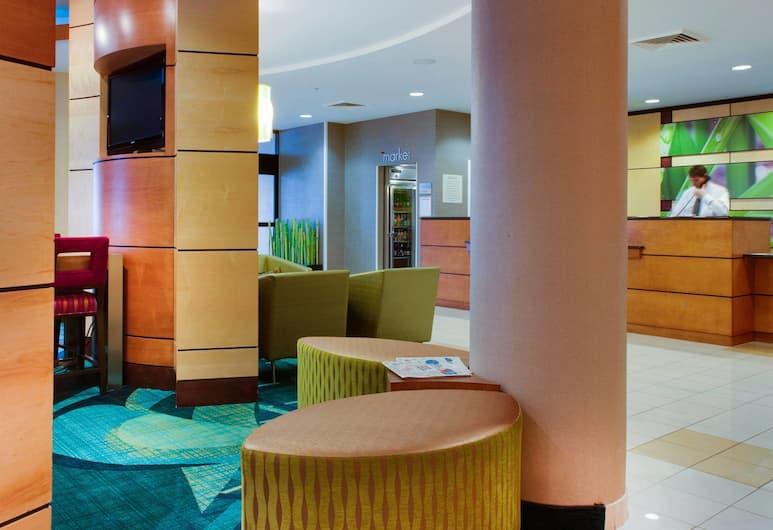 SpringHill Suites by Marriott Savannah I-95, Savannah, Binnenkant hotel