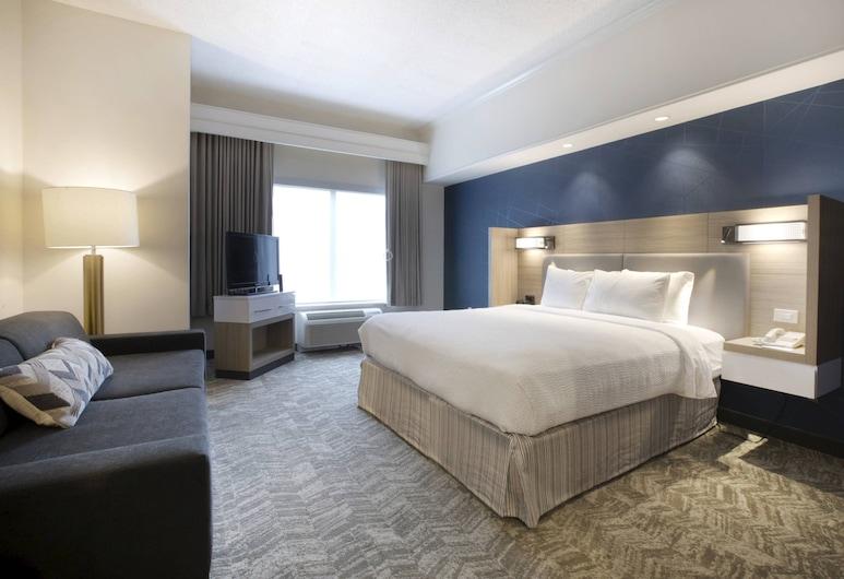 SpringHill Suites by Marriott Savannah I-95, Σαβάννα, Στούντιο, 1 King Κρεβάτι, Μη Καπνιστών, Δωμάτιο επισκεπτών