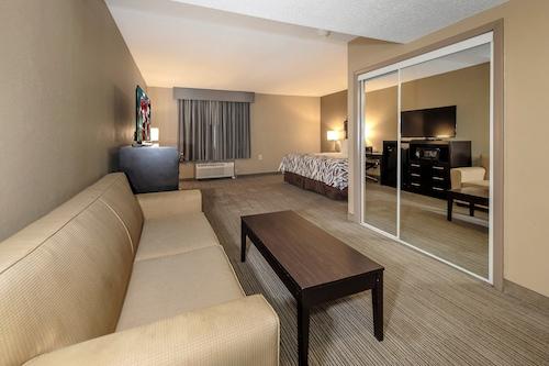 新溫莎紅屋頂套房飯店/