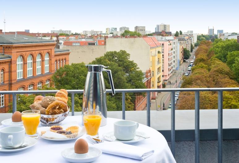 adrema hotel, Berlin, Terrasse/Patio