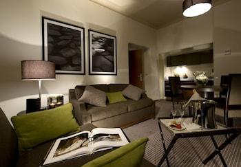 Selline näeb välja Palazzo al Velabro - Serviced Apartment, Rooma
