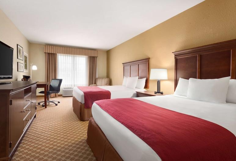 Country Inn & Suites by Radisson, Topeka West, KS, Topeka, Herbergi