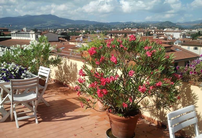 Hotel Annabella, Florenz, Terrasse/Patio
