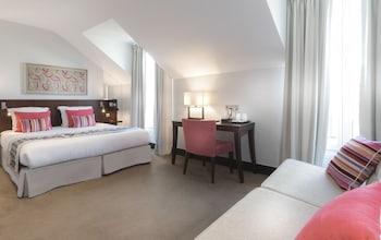Фото Montfleuri Hotel у місті Париж