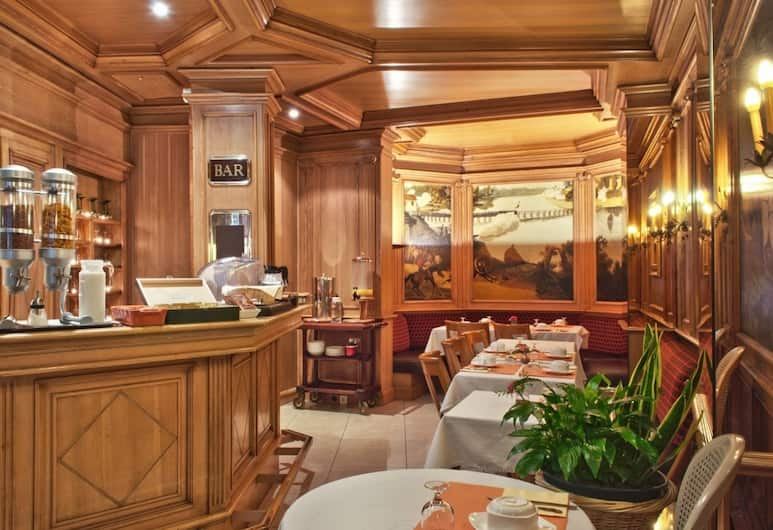 호텔 무라트, 파리, 레스토랑