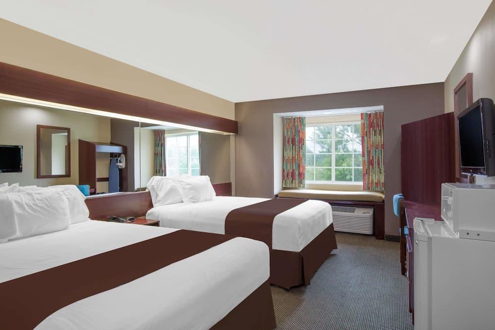 Standardní pokoj, 2 dvojlůžka (180 cm), nekuřácký - Pokoj