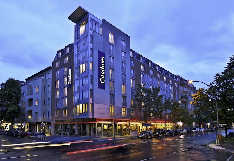 Citadines Kurfürstendamm Berlin, Berlin, Depan hartanah