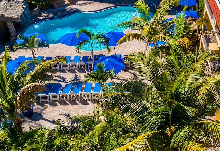 Coconut Cove All-Suite Hotel, Clearwater Beach, Alberca