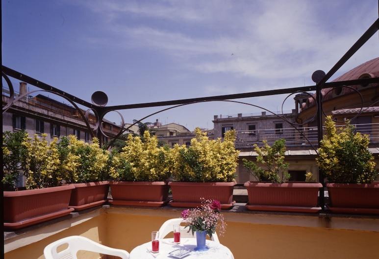Hotel Centro, רומא, מרפסת/פטיו