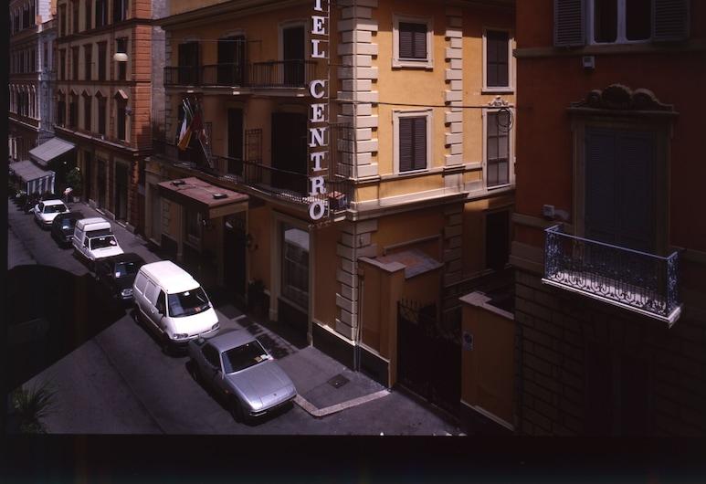 中心酒店, 羅馬