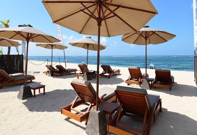 貝勒飯店, 努沙杜阿, 海灘