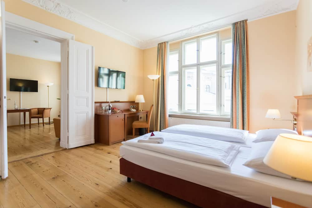 Standard dobbeltrom - Utvalgt bilde