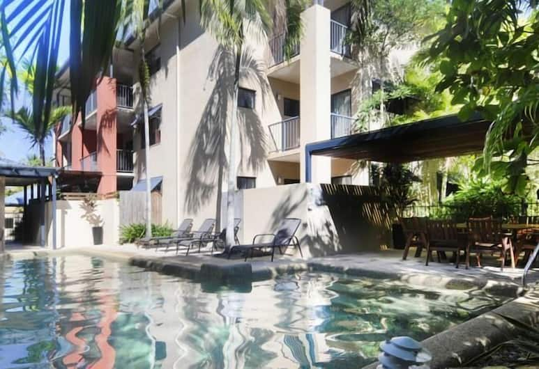 Nautilus Holiday Apartments, Πορτ Ντάγκλας, Χώρος για μπάρμπεκιου/πικνίκ