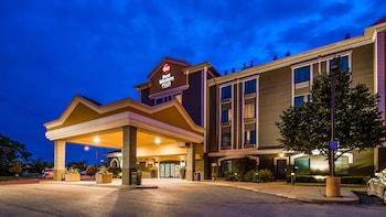 Obrázek hotelu Best Western Plus Executive Inn ve městě Toronto